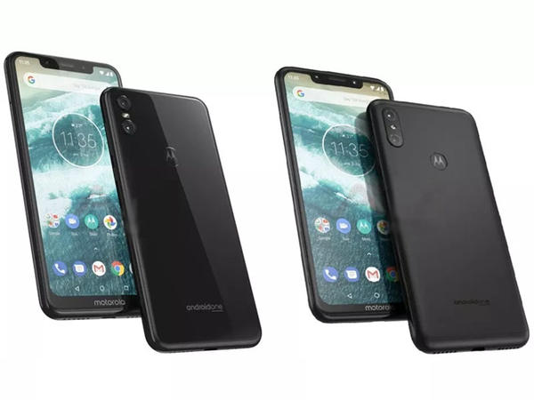 Suposto Motorola One e Motorola One Power